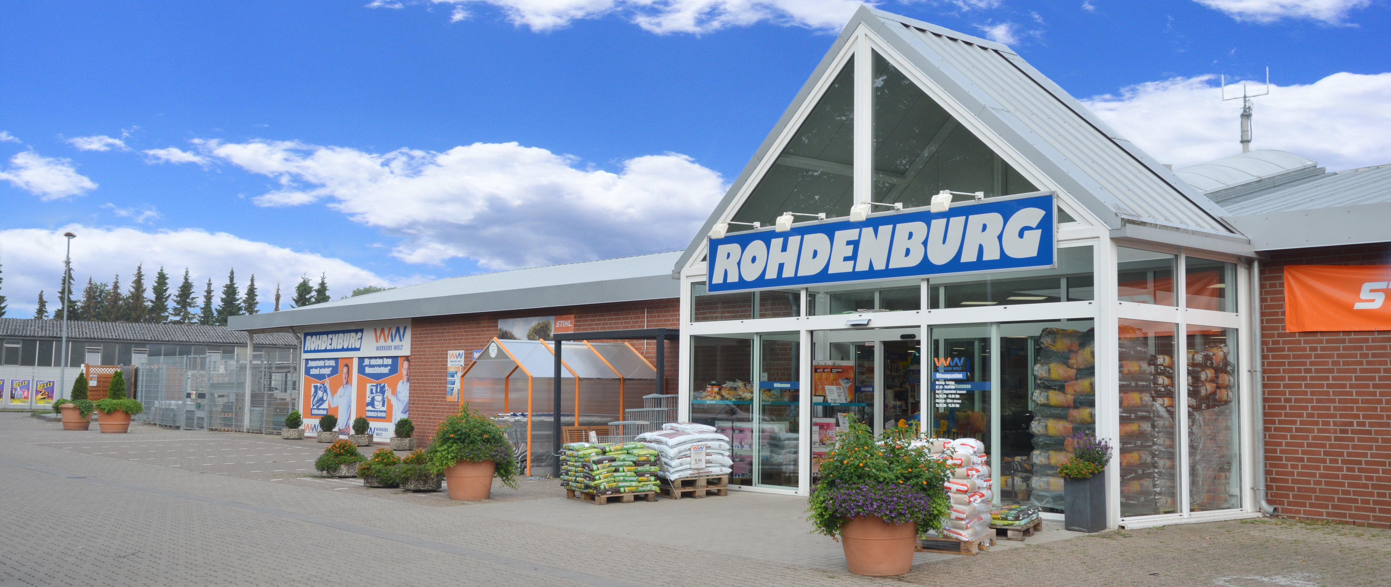 Werkers Welt Rohdenburg H H Rohdenburg Gmbh Ihr Heimwerker Profi